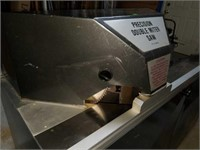 Wall Moulding & Assoc. Precision Double Miter Saw
