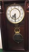 Daniel Dakota Westminster Chime Clock