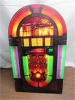 Mr.Christmas Holiday Musical Jukebox Canvas Art