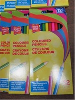 156 Play Day Colored Pencils