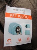 Best Friends by Sheri Small Pet Igloo $50