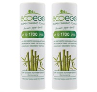 Ecoegg Bamboo Towel Set of 2