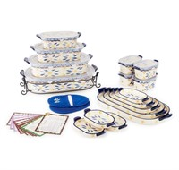 temp-tations 27-Piece Bakeware Set $150