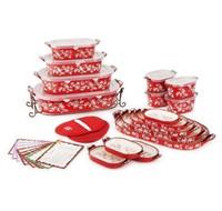 temp-tations 27-Piece Bakeware Set $150