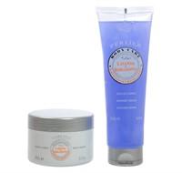 Perlier Lavender And Bergamot Skincare Duo