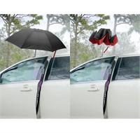 Betterbrella Compact Umbrella with Flashlight $45