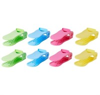 Shoe Pal Set of 8 Shoe Rack Storage Device