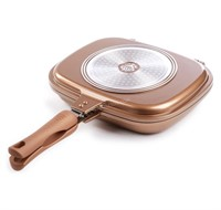 Diamond Chef The Original Diamond Flip Pan $90