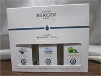 Lampe Berger Paris Warm Home Fragrance Trio Pack