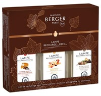 Maison Berger Autumn Fragrance Trio Pack