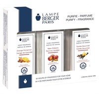 Lampe Berger Paris Warm Home Fragrance Trio Pack