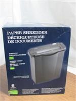 Stripcut Paper/Credit Card Shredder