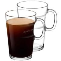 Nespresso 2-Piece View Coffee Mugs