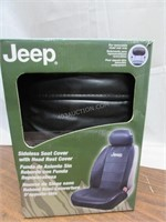 Jeep Sideless Car Seat Cover