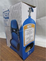 NOS Logo Universal-Fit Bucket Seat Cover