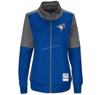 Ladies' Toronto Blue Jays Full-Zip Jacket Large