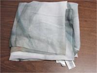 WynneLayers Poly Voile Digital Smoke Print Scarf