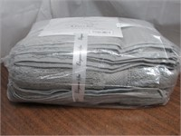 Elegance Spa Quick Dry 6pc Cotton Towel Set