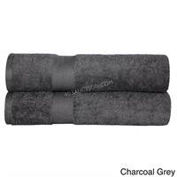 Elegance Spa 2pc Low Twist Cotton Bath Sheets