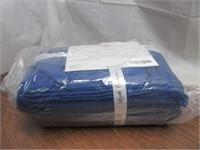 Lezeth Collection 6pc Zero Twist Cotton Towel Set