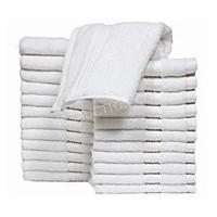 Casa Platino 24 Pack 100% Cotton Washcloths