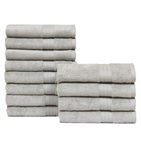 Casa Platino 12-pack 100% Cotton Hand Towels $80