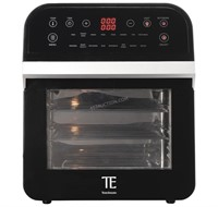 Todd English 12.7 Q Air Fryer Oven w/ Accessories