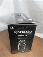 Nespresso Inissia with Aeroccino 3 by Breville $25
