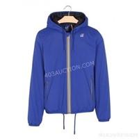 K-Way Men's Jacques Ripstop Marmotta Jacket L $254