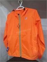 K-Way Le Vrai 3.0 Claude Reflective Jacket Large