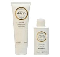 Lot of 2 Perlier White Honey Bath Products $68