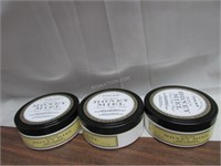 Lot of 3 Perlier Honey & Magnolia Body Butter