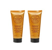Lot of 2 Perlier Honey Peptide Hand Cream $56