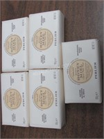 Lot of 5 Perlier Honey Soap Bar $125