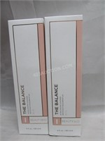 Lot of 2 Beauty Bioscience The Balance Cleansers