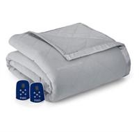 HomeSuite Heated Electric Blanket/Comforter Queen