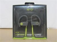 Logo Future Sport Bluetooth Over Ear Earbud $60