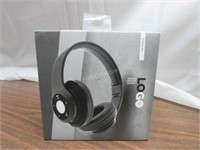iJoy LOGO Premium Wireless Headphones w/ FM Tuner