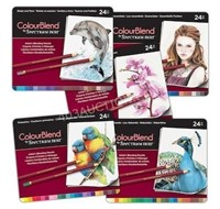 Crafter's Companion Colourblend 120pc Pencil Set