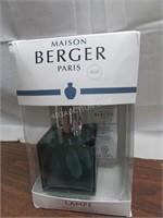 Maison Berger Glass Cube Lamp Gift Set with Bonus