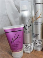 Lot of 17 Nick Chavez Hair Care Products $$$