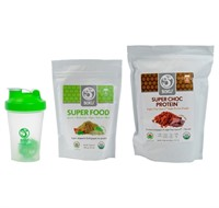 BoKU Organic Essential Protein & Superfood Duo