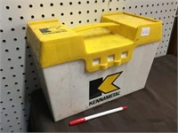 KENNAMETAL BOX AND CONTENTS