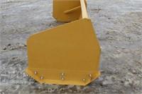 Skid Steer 8ft Snow Pusher, New