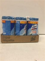 LYSOL DISINFECTING WIPES, 6 TUBS