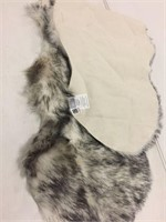 LUXE FAUX FUR RUG