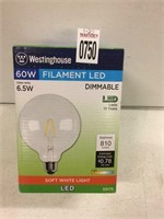 WESTINGHOUSE DIMMABLE LED LIGHT, 60W