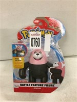 POKEMON BEWEAR FIGURINE