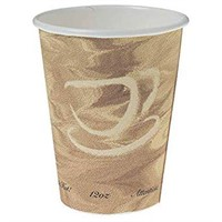 SOLO 12 oz. POLY PAPER HOT CUP 600PCS