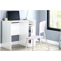 SOUTH SHORE SMALL DESK (NO SIZE, NOT ASSEMBLED)